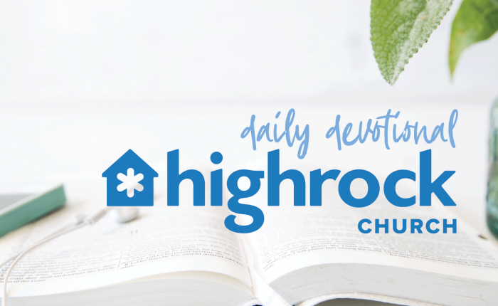 Highrock Daily Devotional